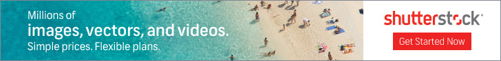 Commencez maintenant avec Shutterstock