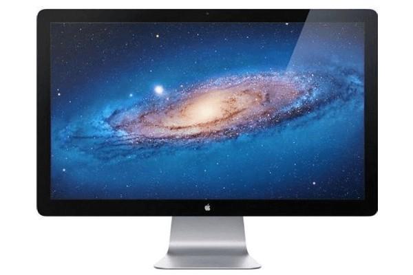 écran de pomme