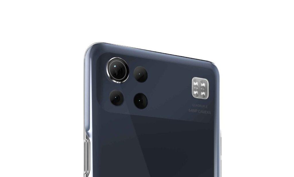 LG K92 5G - Appareils photo