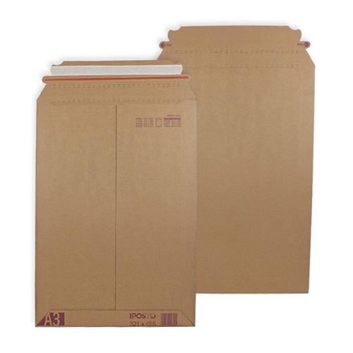 Meilleur emballage pour le commerce électronique - Enveloppes d'expédition en carton rigide