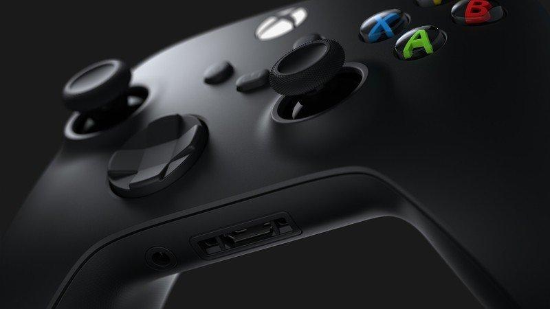 Héros du contrôleur Xbox Series X