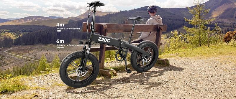 ADO Z20C, freins