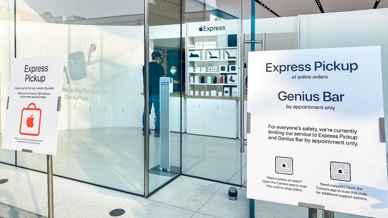 apple store express madrid