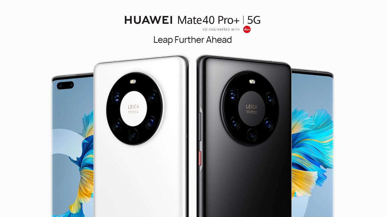 Huawei Mate 40 Pro + - En vedette