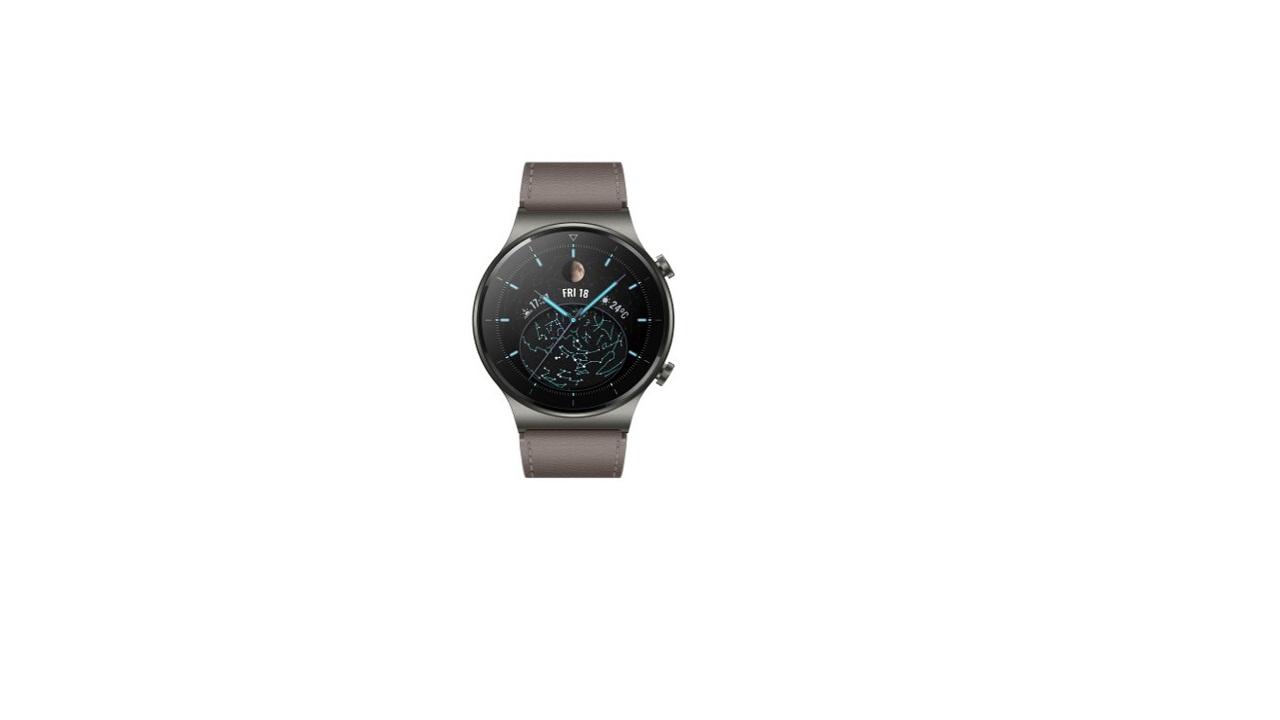 Huawei Watch GT 2 Pro en vedette