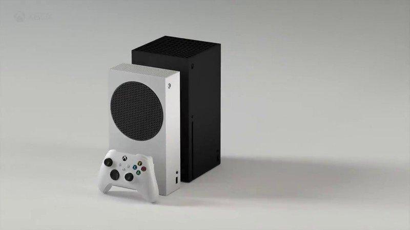 Xbox Series S et X ensemble