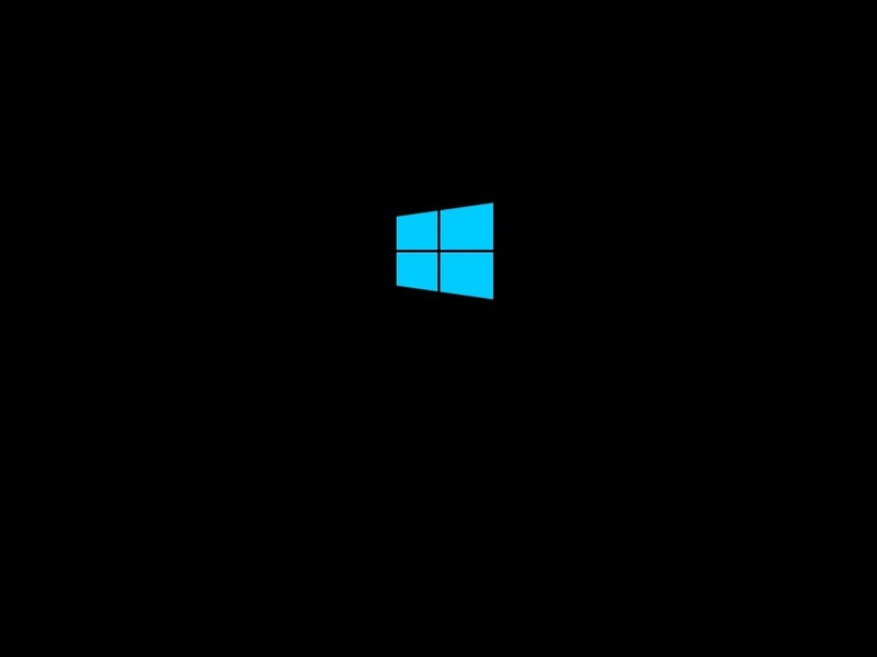 Logo de démarrage de Windows 10