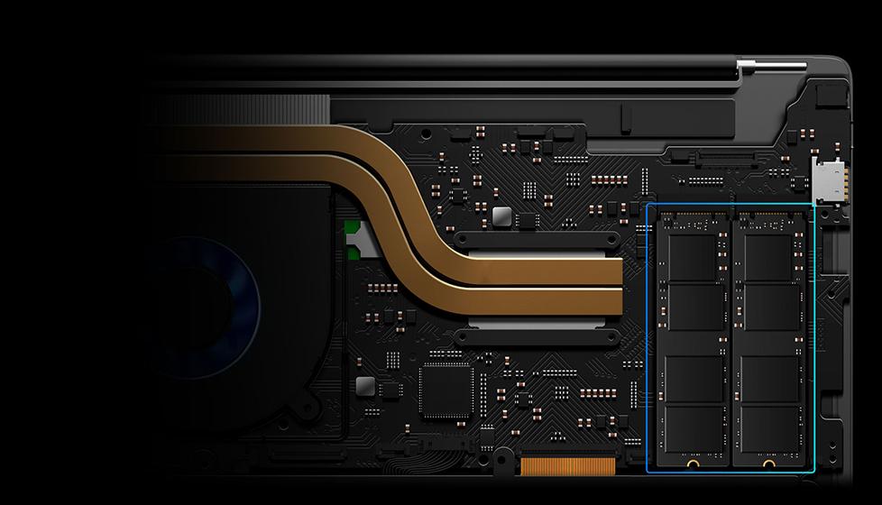 CHUWI CoreBook X - Matériel