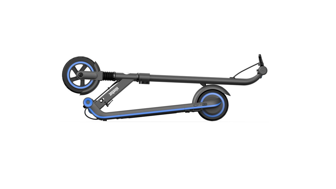 Ninebot eKickScooter Zing E10 plié