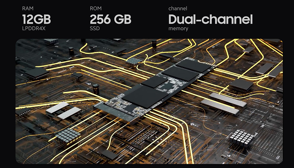 CHUWI HeroBook Plus - Matériel et fonctionnalités