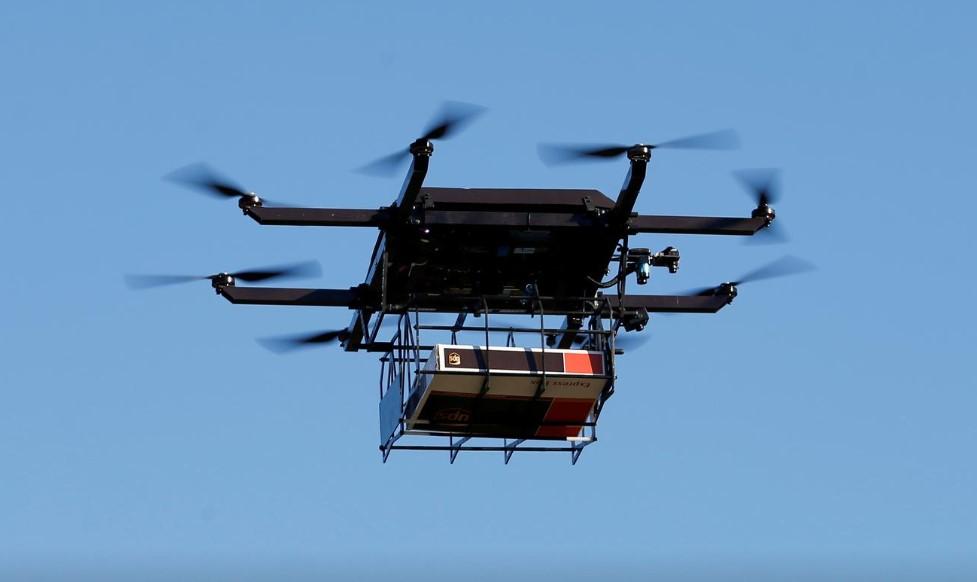 Drone UPS
