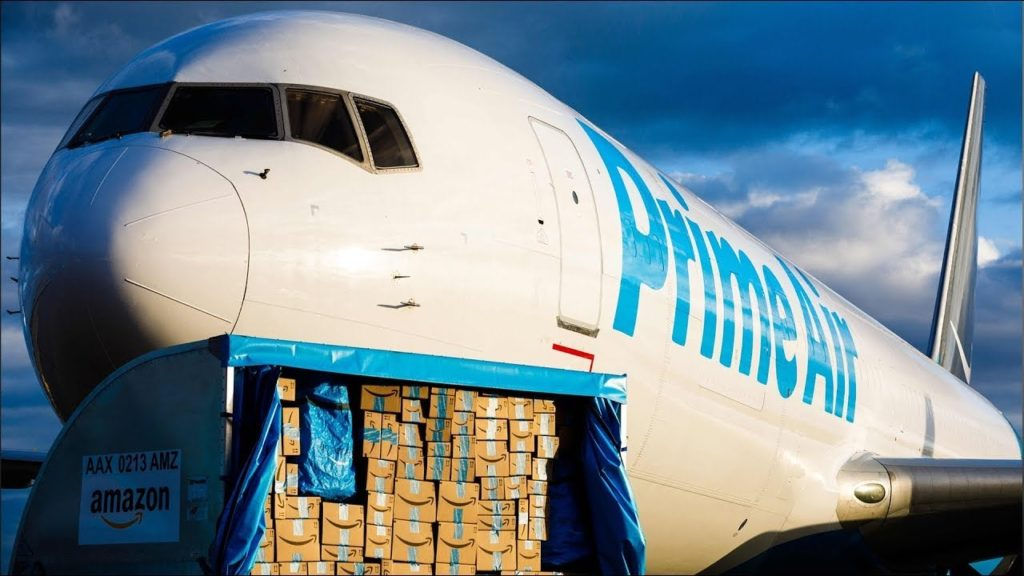 Amazon Air exploitera les avions entre 2021 et 2022