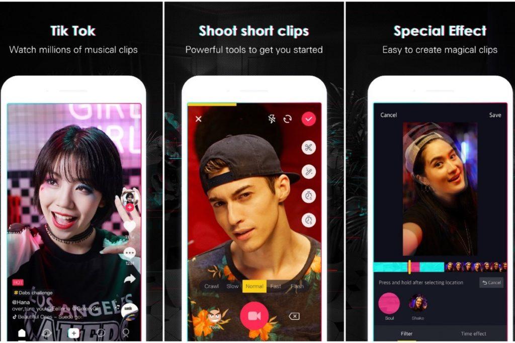 TikTok est plus populaire qu'Instagram chez les adolescents
