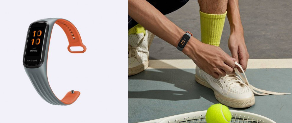 OnePlus Band - Modes sportifs