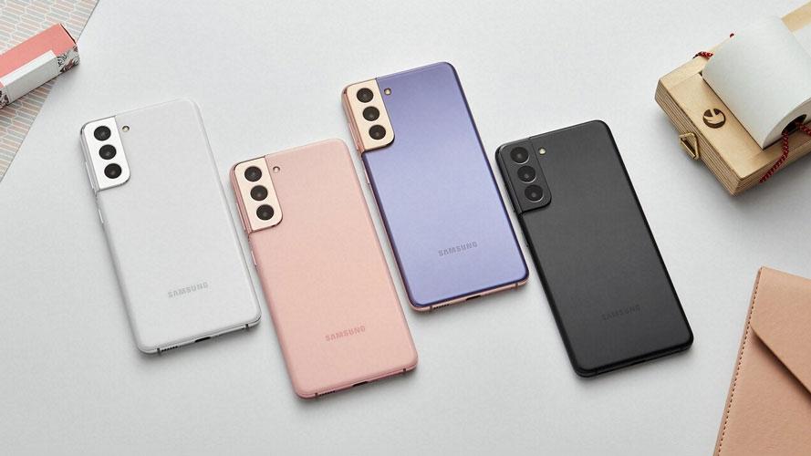 Samsung Galaxy S21 - Conception
