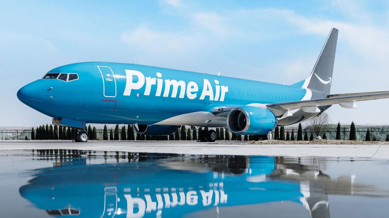 Amazon Air élargit sa flotte avec l'achat de 11 avions cargo