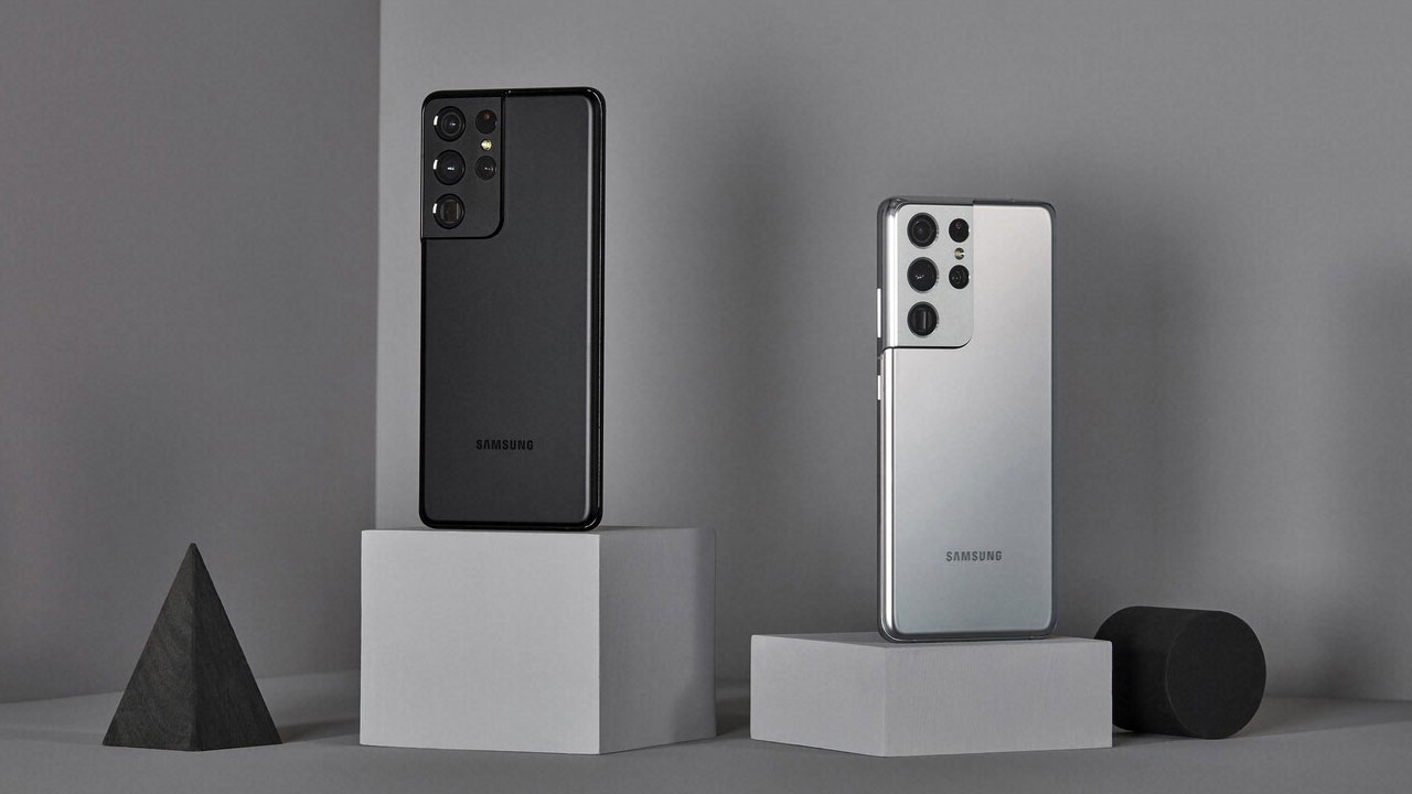 Galaxy S21 Ultra, le nouveau haut de gamme de Samsung
