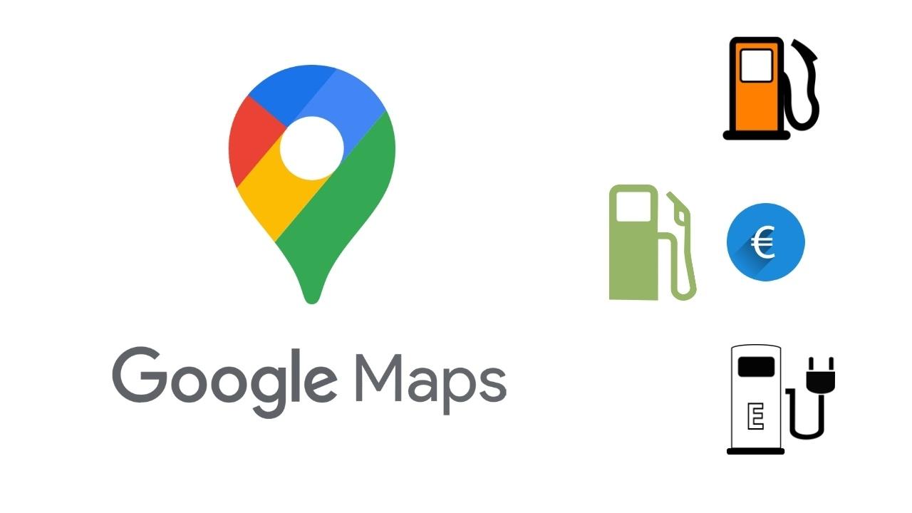 Google Maps vous permet déjà de vérifier le prix de l'essence en Espagne