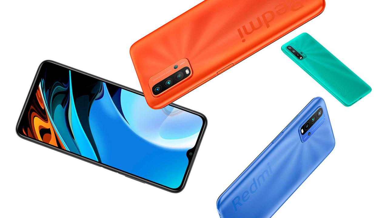 Redmi 9T, un milieu de gamme avec une batterie de 6000 mAh arrive sur le marché mondial