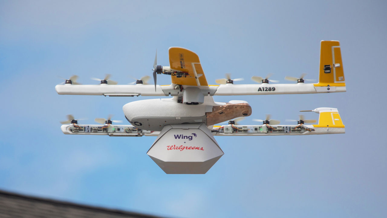 L'aile de Google est en alerte pour une nouvelle loi sur les drones