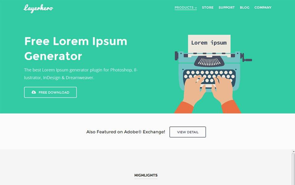 Générateur Lorem Ipsum gratuit