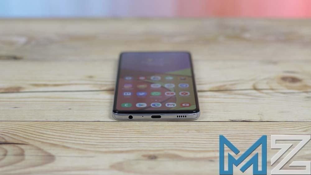 Port USB sur un téléphone Samsung