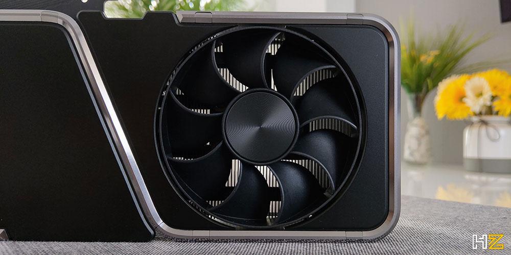 NVIDIA RTX 3070 Ti 8 Go FE (14)