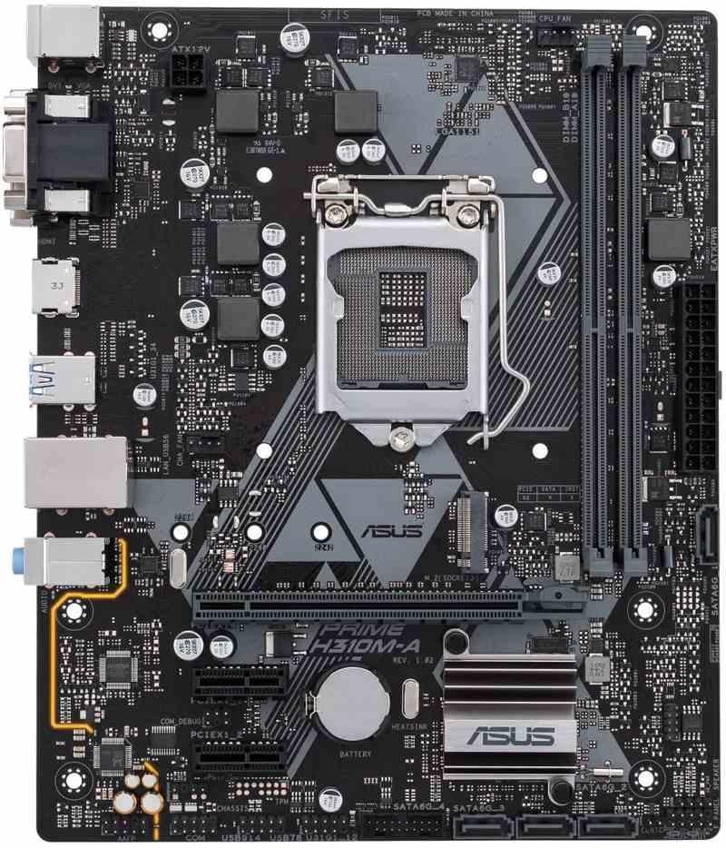ASUS H310 Windows 11