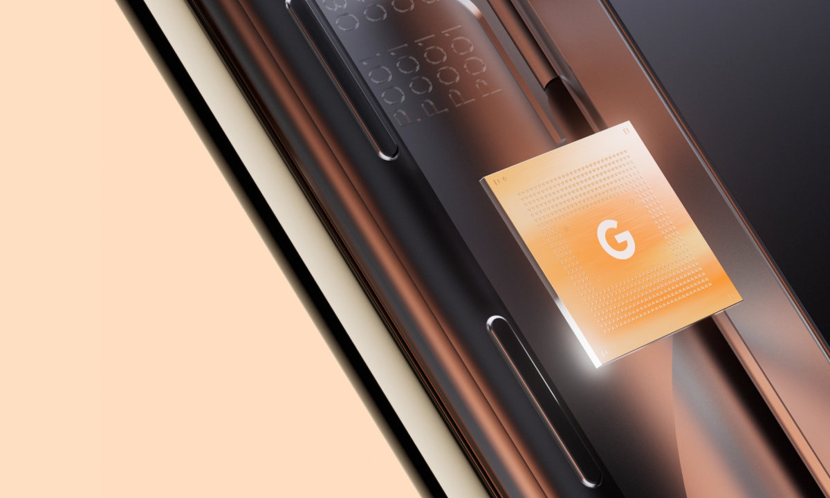 Google Pixel 6 - Google Tensor